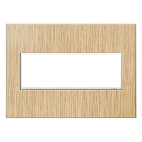Legrand Adorne Legrand Adorne French Oak 3-Gang Switch Plate AWM3GFH4
