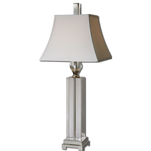 Uttermost Lighting Uttermost Sapinero Crystal Table Lamp 27438