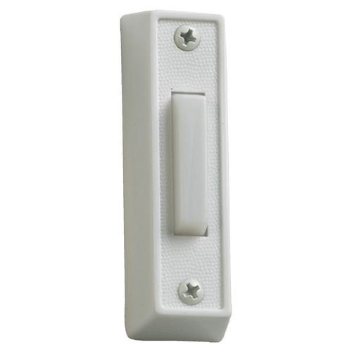 Quorum Lighting Quorum Lighting White Doorbell Button 7-101-6
