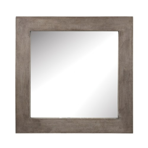 Dimond Lighting Cubo Cement Mirror 157-001
