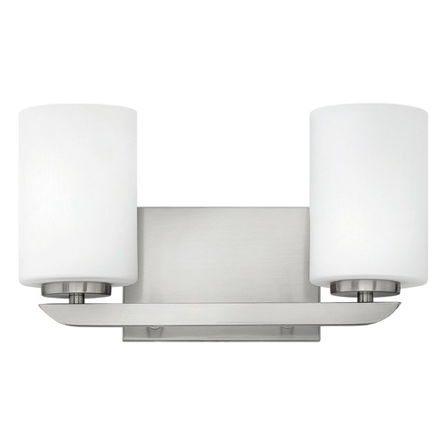 Hinkley Lighting Hinkley Lighting Kyra Brushed Nickel Bathroom Light 55022BN