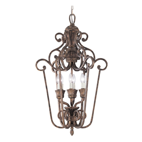 Sea Gull Lighting Pendant Light in Regal Bronze Finish 51251-758