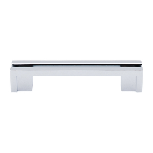 Top Knobs Hardware Modern Cabinet Pull in Polished Chrome Finish TK55PC