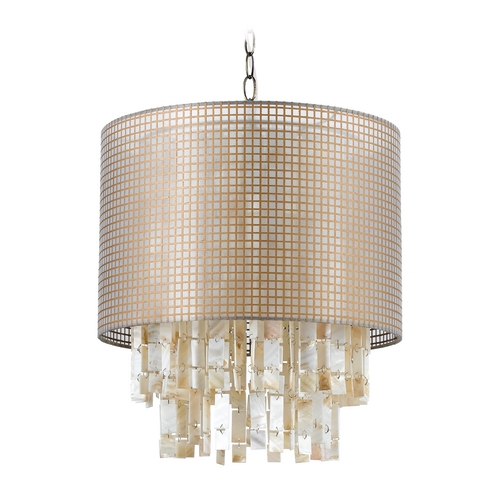 AF Lighting Lola Pendant 8112-1H