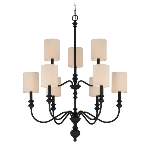 Jeremiah Lighting Jeremiah Willow Park Gothic Bronze Chandelier 28529-GB