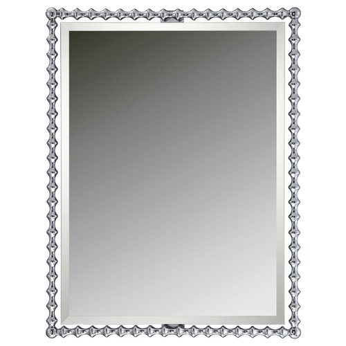 Quoizel Lighting Quoizel Reflections Rectangle 25.5-Inch Mirror QR1864C