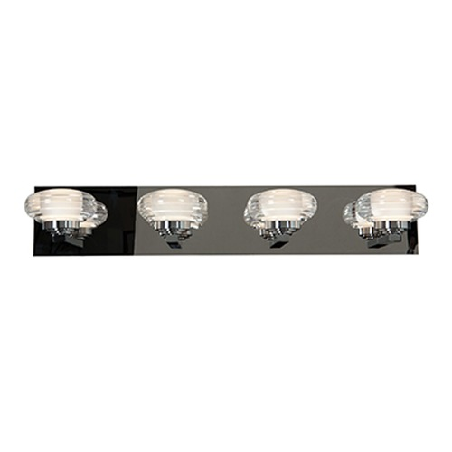Access Lighting Access Lighting Optix Chrome LED Bathroom Light 63974LEDD-CH/ACR