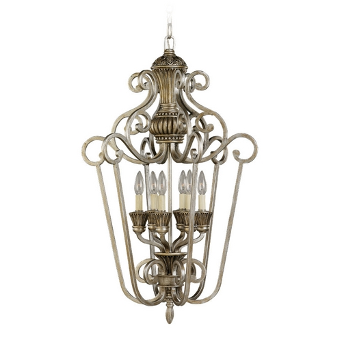 Sea Gull Lighting Pendant Light in Palladium Finish 51251-824