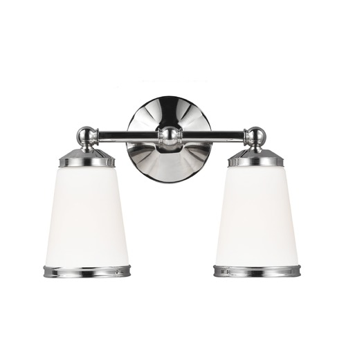 Feiss Lighting Feiss Lighting Eastwood Polished Nickel Bathroom Light VS21902PN