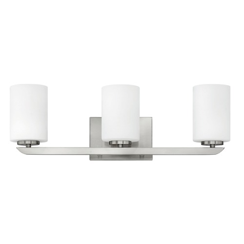 Hinkley Lighting Hinkley Lighting Kyra Brushed Nickel Bathroom Light 55023BN