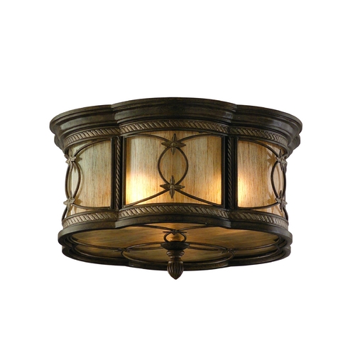 Corbett Lighting Corbett Lighting St Moritz Bronze Flushmount Light 67-33