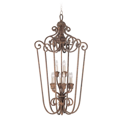 Sea Gull Lighting Pendant Light in Regal Bronze Finish 51257-758
