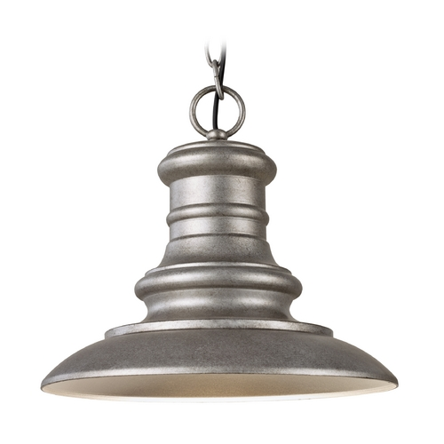Feiss Lighting Outdoor Hanging Light in Tarnished Finish OL8904TRD