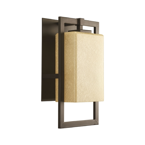 Progress Lighting Progress Modern Outdoor Wall Light in Bronze Finish P5949-20