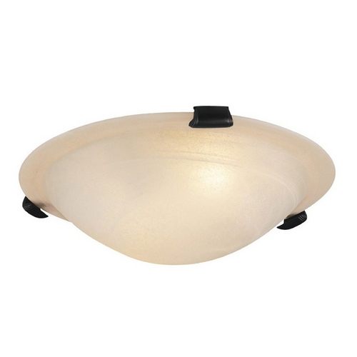 Livex Lighting Livex Lighting Oasis Bronze Flushmount Light 5622-07