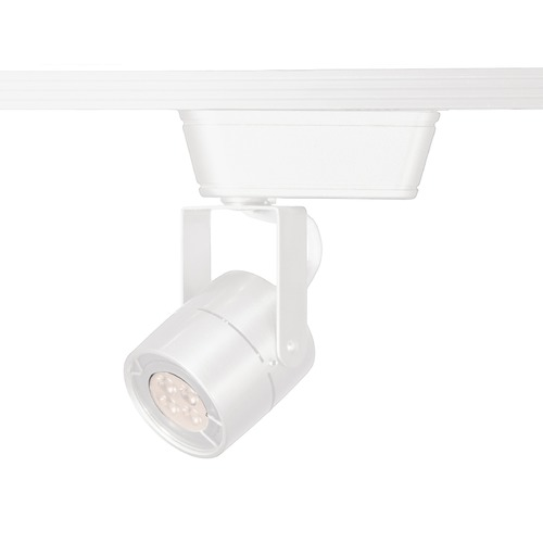 WAC Lighting Wac Lighting White LED Track Light Head HHT-809LED-WT