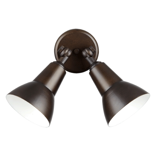 Quorum Lighting Quorum Lighting Oiled Bronze Outdoor Wall Light 690-2-86