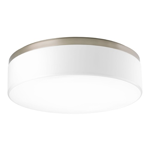 Progress Lighting Progress Lighting Maier LED Brushed Nickel LED Flushmount Light P3675-0930K9