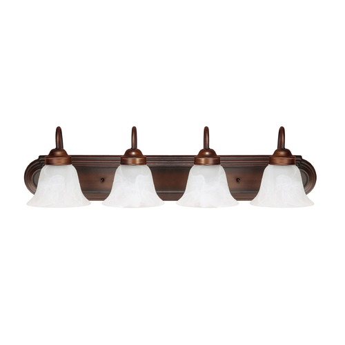 Capital Lighting Capital Lighting Burnished Bronze Bathroom Light 1034BB-118