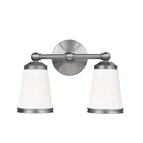 Feiss Lighting Feiss Lighting Eastwood Satin Nickel Bathroom Light VS21902SN