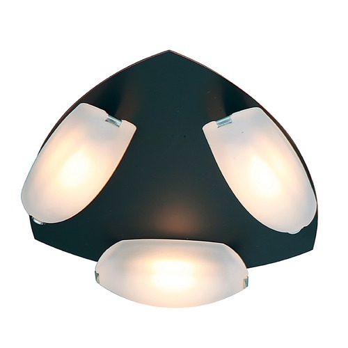 Access Lighting Access Lighting Nido Oil Rubbed Bronze LED Flushmount Light 63953LEDD-ORB/FST