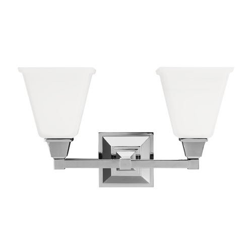 Sea Gull Lighting Sea Gull Lighting Denhelm Chrome LED Bathroom Light 4450402EN3-05