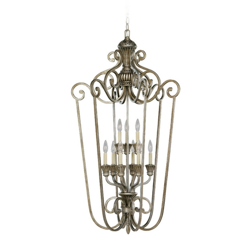 Sea Gull Lighting Pendant Light in Palladium Finish 51257-824
