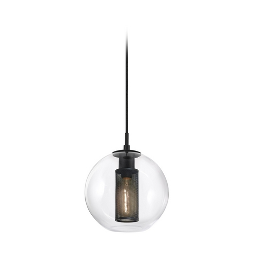 Sonneman Lighting Modern Mini-Pendant Light with Clear Glass 4932.97