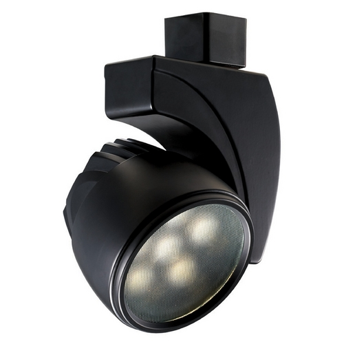 WAC Lighting Wac Lighting Black LED Track Light Head J-LED18S-CW-BK