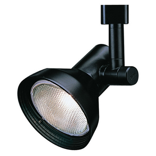 WAC Lighting Wac Lighting Black Track Light Head LTK-730-BK