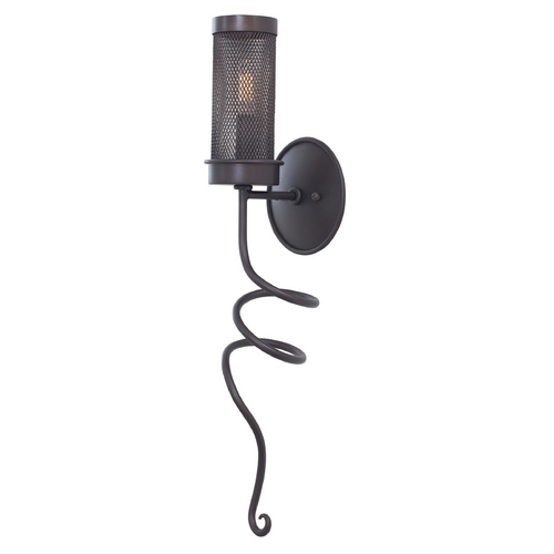 Kalco Lighting Kalco Lighting Concord Bronze Sconce 7473BZ/1102