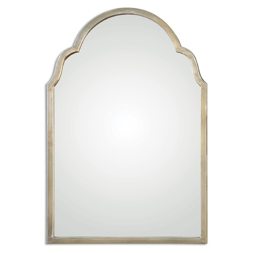 Uttermost Lighting Uttermost Brayden Petite Silver Arch Mirror 12906