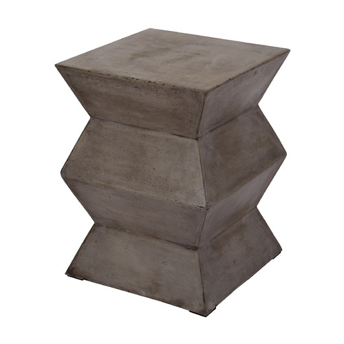 Dimond Home Fold Cement Stool 157-005