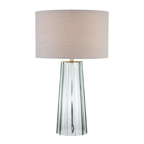 Lite Source Lighting Lite Source Rogelio Table Lamp with Drum Shade LS-22881