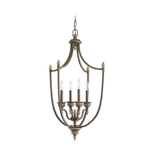 Sea Gull Lighting Pendant Light in Estate Bronze Finish 51350-708