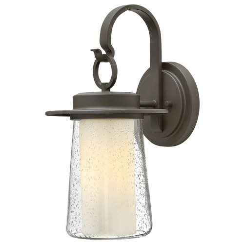 Hinkley Lighting Hinkley Riley Oil Rubbed Bronze Outdoor Wall Light 2010OZ
