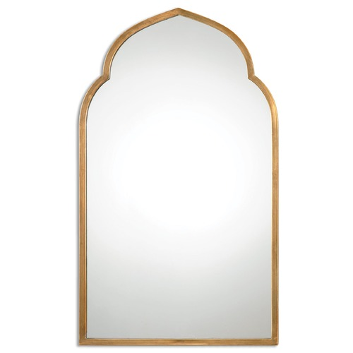 Uttermost Lighting Uttermost Kenitra Gold Arch Mirror 12907
