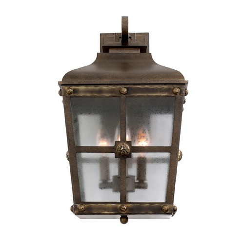 Kalco Lighting Kalco Shorecrest Aged Bronze Outdoor Wall Light 403422AGB