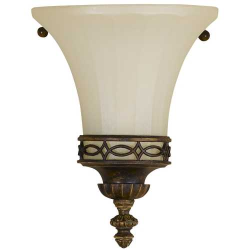 Feiss Lighting Single-Light Sconce WB1330WAL