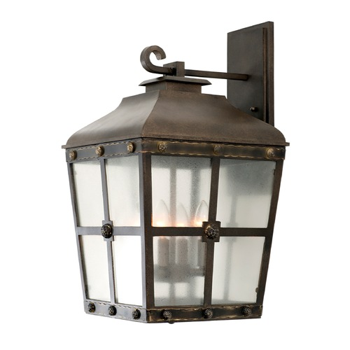 Kalco Lighting Kalco Shorecrest Aged Bronze Outdoor Wall Light 403423AGB