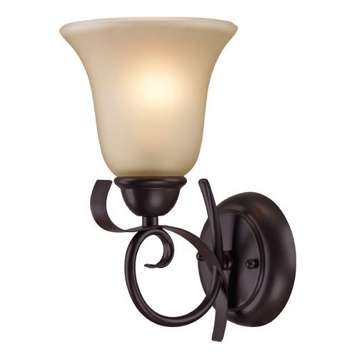 Cornerstone Lighting Cornerstone Lighting Brighton Oil Rubbed Bronze Sconce 1001WS/10
