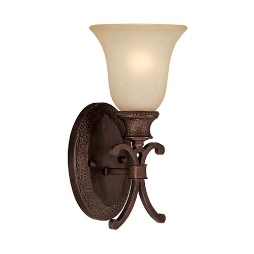 Capital Lighting Capital Lighting Hill House Burnished Bronze Sconce 1886BB-252