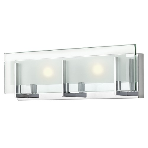 Hinkley Lighting Hinkley Lighting Latitude Chrome LED Bathroom Light 5652CM-LED2