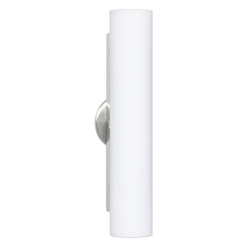 Besa Lighting Besa Lighting Baaz Brushed Aluminum Outdoor Wall Light 3NW-786007-AL