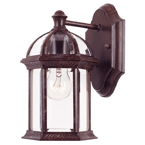 Savoy House Savoy House Rustic Bronze Outdoor Wall Light 5-0629-72