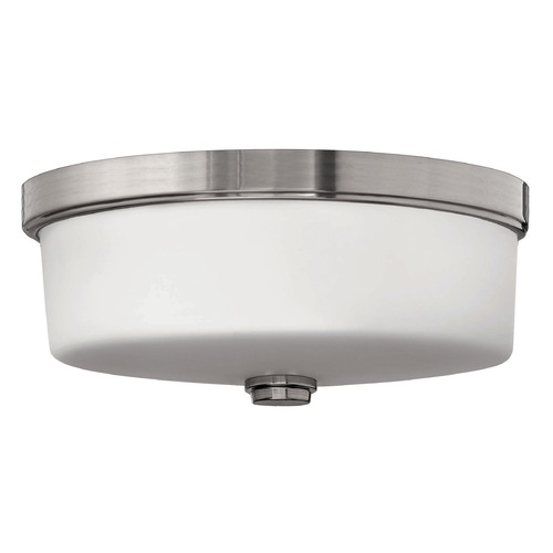 Hinkley Lighting Hinkley Lighting Flushmount Brushed Nickel Flushmount Light 5421BN-GU24