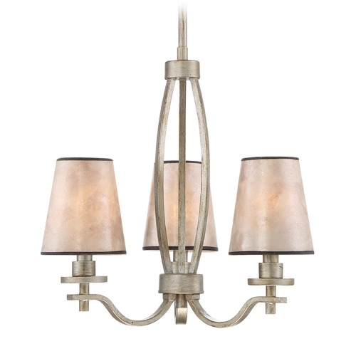 Quoizel Lighting Quoizel Lighting Belhaven Vintage Gold Mini-Chandelier BHN5303VG