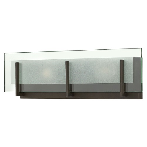 Hinkley Lighting Hinkley Lighting Latitude Oil Rubbed Bronze LED Bathroom Light 5652OZ-LED2