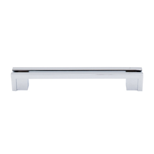 Top Knobs Hardware Modern Cabinet Pull in Polished Chrome Finish TK56PC