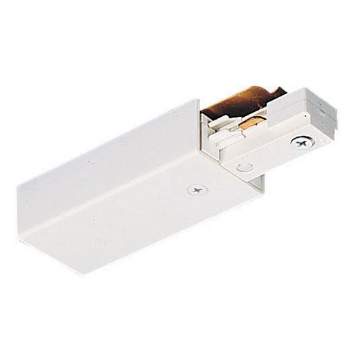 Juno Lighting Group Rail, Cable, Track Accessory in White Finish TU38 WH
